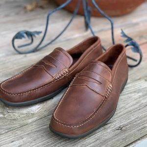 Rockport Genuine Leather Loafers by Capital